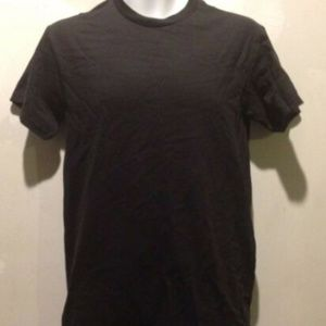 Lot of 8 MML Elite Men's size Small Black T-Shirts
